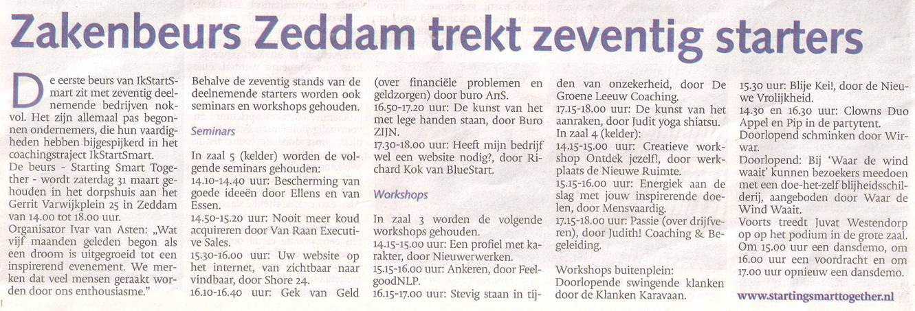 Gelderlander 17-3-2012