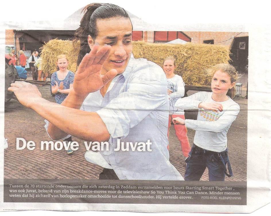 Montferland Journaal 3 april 2012 De Move van Juvat